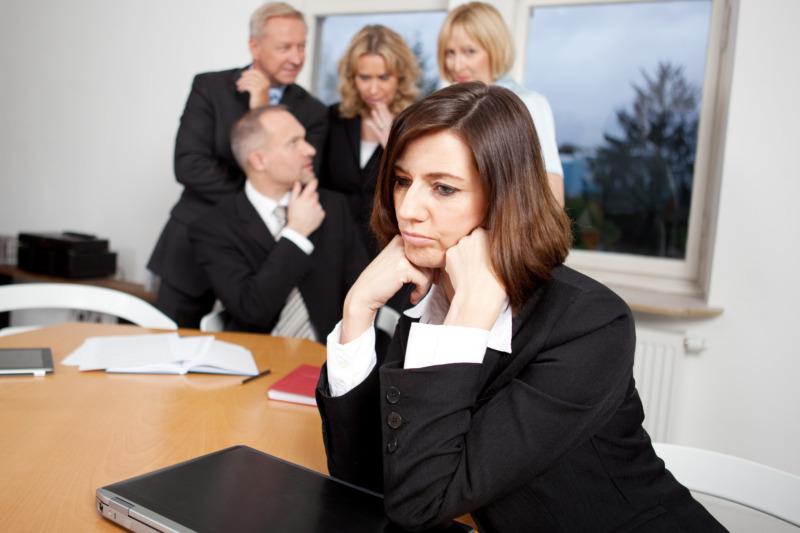 Ohövlighet på jobbet kan smitta