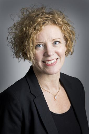 Lisa Hedqvist menar att EQ bör vara lite större än IQ i ledningsgruppen för att man ska kunna känna av om något i företaget inte är i balans.
