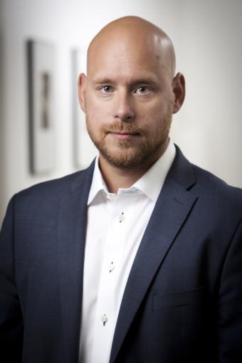 Johan Parmler, vd SKI.