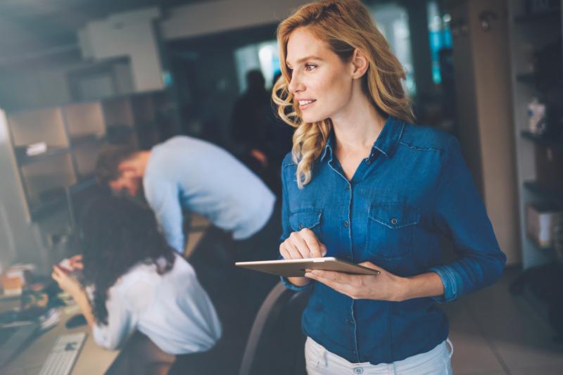 Program som ska främja kvinnligt entreprenörskap
