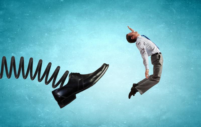 Svårt för vd:ar att säga upp chefer