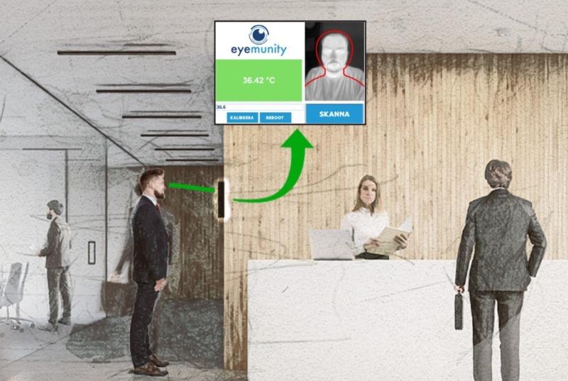 Svensk uppfinning ska locka de anställda till kontoren