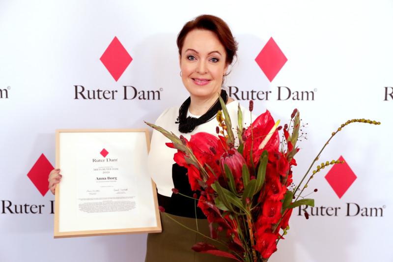Hon blev Årets Ruter Dam 2021