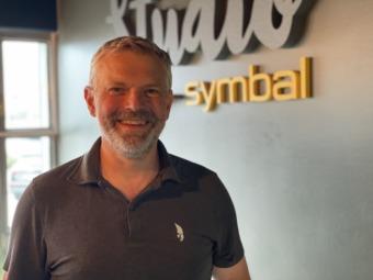 Peter Gustafson är vd för Symbal.